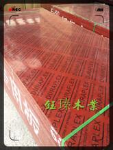 四平承臺木模板市場圖片