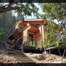 阜新細河碳化木安裝圖片