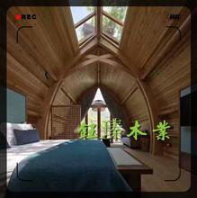 四平鐵東防腐木花架安裝圖片