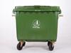 重庆周边学校市政环卫医院大型660L塑料垃圾桶