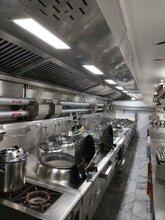 酒店厨房设备厨房排烟通风设备图片