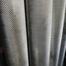 304不锈钢拉花棒小直径滚花棒拉直纹303不锈钢棒加工图片