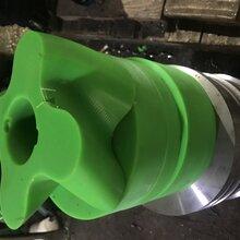 加工定制尼龙齿轮各种尼龙异形件耐磨塑料轴套机械设备尼龙件