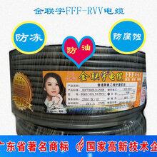 供应广东金联宇3防电缆FFF-RVV21.5