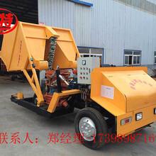 鄭州建特引水洞地鐵礦洞專用小型混凝土噴漿車圖片