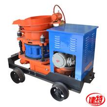 鄭州建特混凝土噴漿機JPZ-6品牌值得信賴圖片