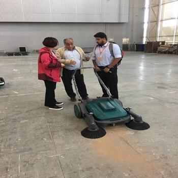 柳州扫地机物业手推式扫地车环卫清扫车