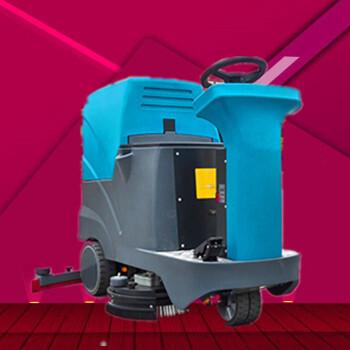 柳寶駕駛式洗地機電瓶洗地機商場超市用中型洗地機全自動洗地機