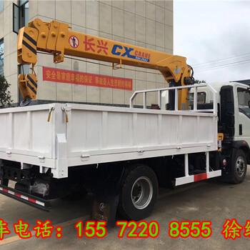 讯息:海东东风5吨随车吊价格参数图片厂家电话