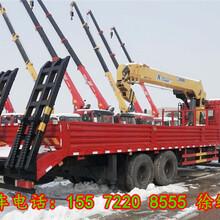随车吊厂家:红河州8吨随车吊车报价—使用说明图片