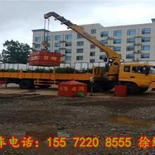 厂家咨询:仙桃东风5吨随车吊价格—诚信商家图片