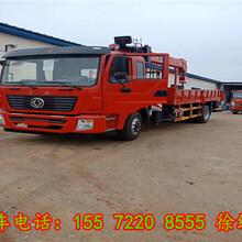 随车吊厂家:宜春徐工自卸3.2吨随车起重运输车—定做各种规格图片