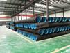 雨水井价格hdpe双壁波纹管材厂家三格化粪池水封井盖郑州国之塑