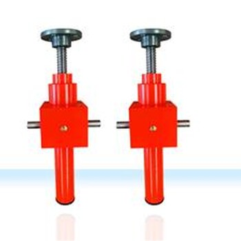 廠家直銷/渦輪蝸桿減速機/SWL絲桿升降機/小型手搖螺旋升降機/德州耐力,品質保障