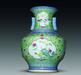 权威交易清嘉庆花卉纹赏瓶的机构