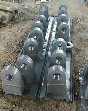 供应山东坤海双液复合耐磨铸造锤头图片