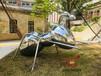 公園草地雕塑擺件不銹鋼螞蟻雕塑廣場不銹鋼雕塑小品