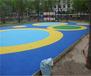 滁州小區塑膠地坪施工優質廠家