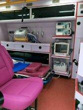 私人120救护车出租黄山服务到位
