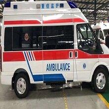 120救護車出租滁州價格收費合理