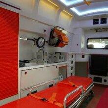 神农架120救护车转运-需要要多少钱