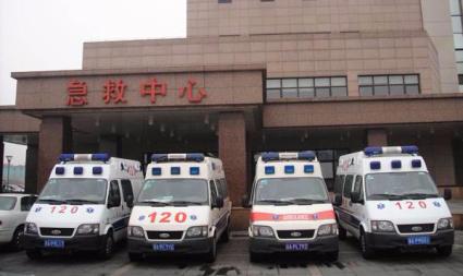 聊城120急救车出租—收费标准