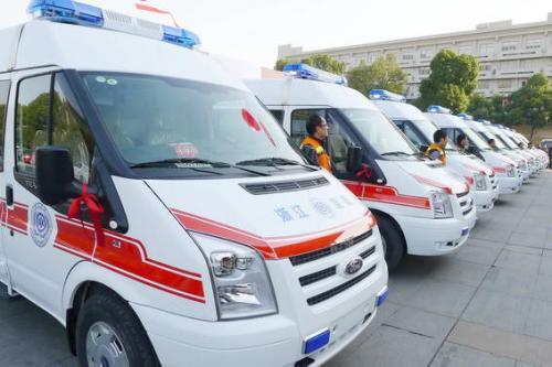 鄂尔多斯跨省长途救护车救护车出租价格