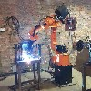 全自动电焊机器人机械人6轴工业机器人机械手OTC焊接机器人