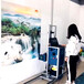 HZ-S2合众墙体打印机室内壁画打印机广告宣传喷绘机户外大型广告画面绘画机
