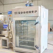 煙熏爐生產制造商圖片