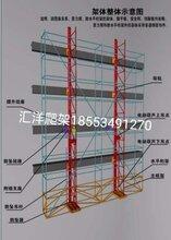 在浙优游注册平台升降爬架与落地式爬架各自的优缺点图片