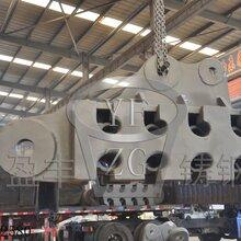 钢铸件铸钢节点钢结构节点图片