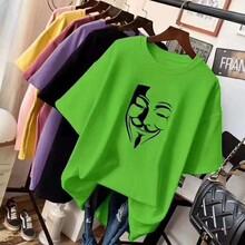 河南短袖t恤小伙男式圓領純棉靚仔學生短袖t恤廣州庫存1元尾貨服裝