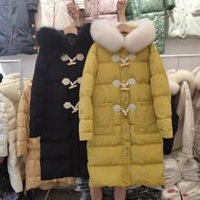 秋冬時尚新款女裝棉衣雜款羽絨服批發中長款女式外套防寒服批發