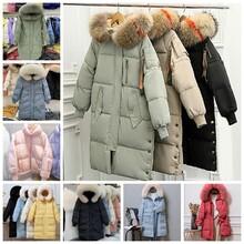 冬季義烏韓版女裝棉衣雜款女式棉服地攤貨女裝棉服冬季棉襖清貨