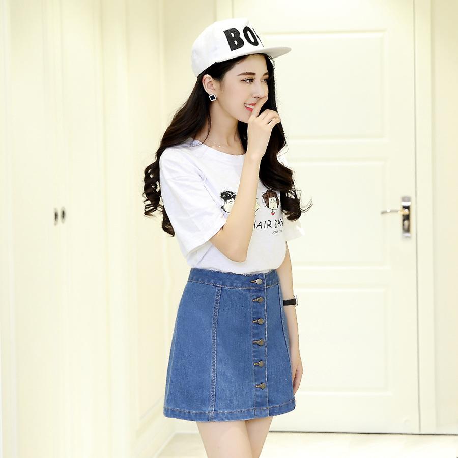 江西宜春牛仔短褲女式品牌貨源市場百搭工裝寬松新款雜款