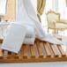 专业白毛巾酒店美容院足浴河北高阳厂家直销超细纤维美容毛巾批发
