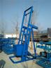 合肥化肥斗式上料机单斗物料提升机粉料翻斗式送料机