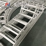 钢制梯级式桥架铝合金走线槽