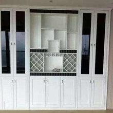 河南郑州定制衣柜,酒柜,鞋柜,橱柜,请选择梦之绮品牌!图片