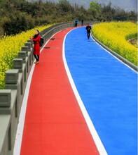 重庆渝中区透水混凝土厂家-------露骨料透水混凝土图片