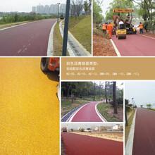 苏州太仓市彩色透水混凝土施工步骤图片