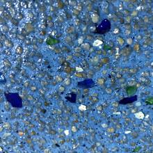 三门峡彩色砾石地坪材料厂家河南洗砂地坪价格图片
