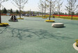 贵港市彩色透水混凝土包工包料露骨料透水混凝土