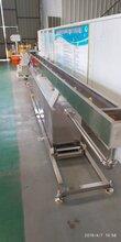 衡水热销不锈钢真空定型冷却水槽管材真空定型水槽