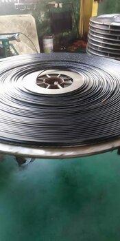 衡水启瑞喷砂管双盘收卷机刹车管双盘收卷机