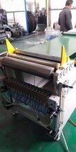 高精准胶片分条机气动切刀分切机