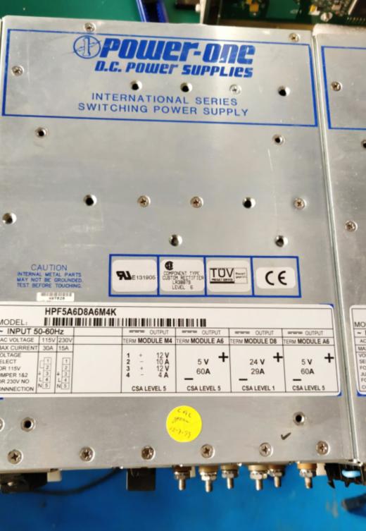 提供美国原装POWER-ONE开关电源模块多种型号