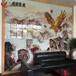 湖北玻璃影视墙瓷砖浮雕影视墙uv打印机售后服务