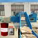 浙江湖州臥式廢紙箱液壓打包機120噸塑料瓶壓縮打捆機廠家